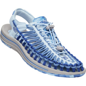 Keen Uneek Sandalias Mujer, powder blue/galaxy blue